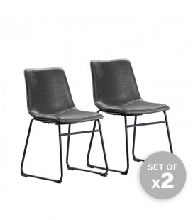 Halo Dining Chair | Ebony | Dining | Dining Room Furniture | 21 Day Deals -