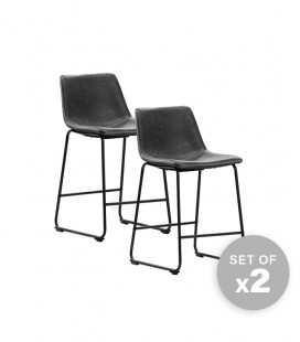 Halo Counter Bar Chair Set | Dining | Bar Chairs | Dining Room Furniture | 21 Day Deals -