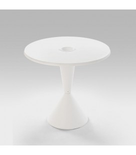 Logan Cocktail Table - White