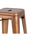 Malcolm Copper Metal Stool | Bar Chair | Bar Stool | Dining | Chairs | Cielo -