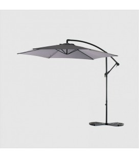 GFS7028COMBO - Monaco Patio Set + Cantilever Umbrella Combo -