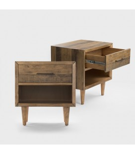 Hampton Chest of Drawers and Two Hampton Pedestals