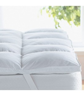 Duck Feather Single Mattress Toppers for Sale | 21 Day Deals -