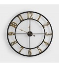 EA6217 - Weathered Gold Clock -
