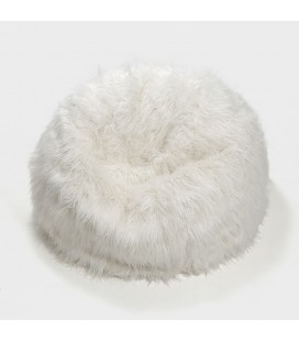 Layla Fur Bean Bag | Bean Bag Chairs for Sale | 21 Day Deals -