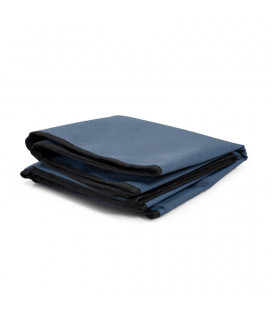 Alisa Pool Lounger Protective Cover - Dark Blue