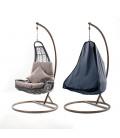 Jasper Hanging Chair Cover - Dark Blue