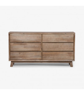 Peyton Chest of Drawers - 6 Drawer | Chest of Drawers | Bedroom | Cielo | 21 Day Deals -