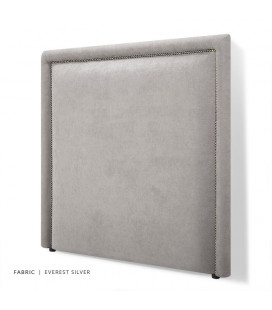 Elizabeth Headboard | Everest Silver