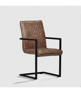 Sage Dining Chair - Brown