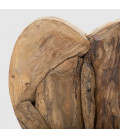 Teakroot Heart on Stand - Large | Decor | Decorative Items | Cielo | 21 Day Deals -