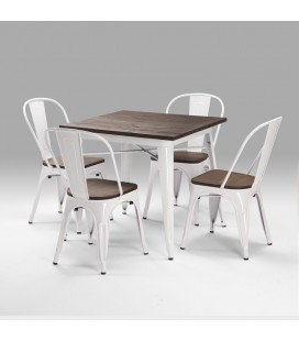 Owen Oslo Dining Set - White | Dining Room Sets for Sale | 21 Day Deals -