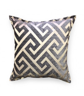 Geo Grey Scatter Cushion | Scatter Cushion | Scatters | Cushions | Decor | Cielo -