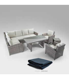 Manila and Vermont Patio Set Waterproof Cover -