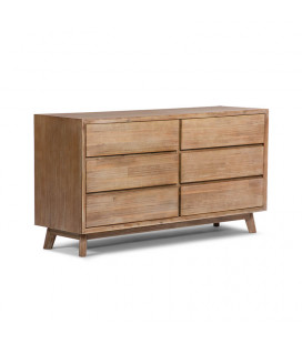 Peyton Chest of Drawers - 6 Drawer | Chest of Drawers | Bedroom | Cielo -