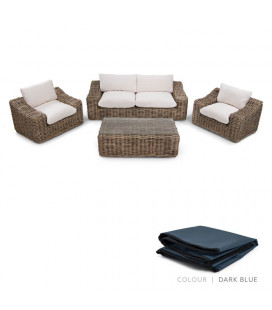 Cataleya Patio Set Protective Cover - Dark Blue -