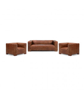 Jackson Lounge Suite - Tan | Armchairs for Sale | Couches | Lounge | Cielo -
