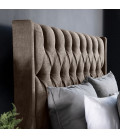 Madison Headboard - Single | Everest Stone