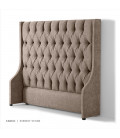 Madison Headboard - Queen | Everest Stone