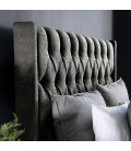 Madison Headboard - Queen | Everest Titanium