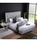 Madison Headboard - Single | Fusion Mist