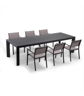 Gold Coast Patio Dining Set - 6 Seater | Dining Sets | Patio | Outdoor | Cielo -