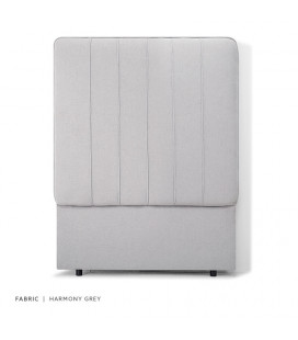 Austin Headboard Single - Grey | Headboard | Bedroom | Cielo | -