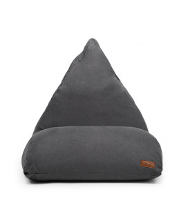 Avery Beanbag - Charcoal | Bean Bags | Kids | Living | Cielo -