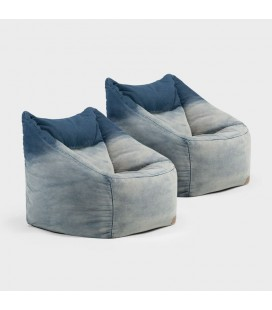 Tucker Bean Bag - Set of 2