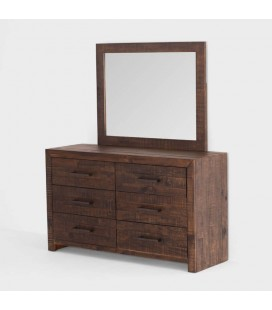 RCER-DR6+RCER-DMIR - Campbell Dressing Table -