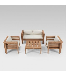 Calamina Patio Lounge Set