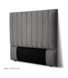 Harlem Headboard - King | Everest Grey
