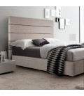 Drew Bed - Queen XL | Fusion Stone