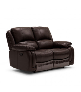 Cooper 2 Seater Recliner - Walnut | Recliners | Living | Cielo -