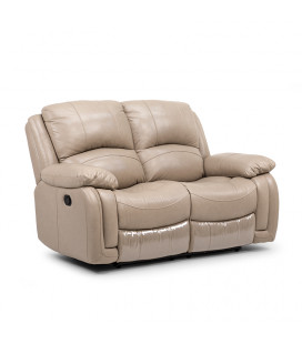 Cooper 2 Seater Recliner - Ash | Recliners | Living | Cielo -