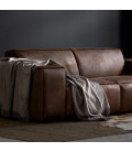 Jagger Three Seater Couch - Spice -