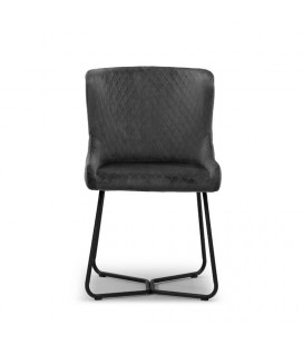 Mayfield Dining Chair - Graphite