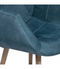 Grace Dining Chair - Dark Teal & Ash   Dining Chair   Dining   Cielo -