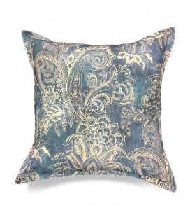 Equator Indigo Scatter Cushion | Scatter Cushion | Scatters | Cushions | Decor | Cielo -