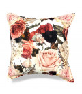 Rust Rose Scatter Cushion