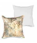 Aqua Frond Scatter Cushion   Scatter Cushion   Scatters   Cushions   Decor   Cielo -