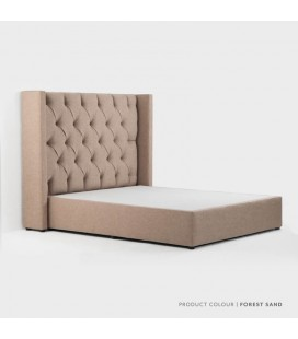 Angelica Bed Base Headboard