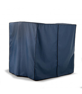 Delvino Patio Swing - Protective Cover - Dark Blue | Patio Covers | Patio | Cielo -