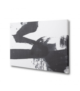 Black Stroke Wall Art