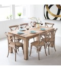 Vancouver Dining Set 1.6m