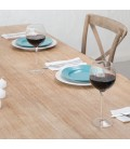 Vancouver Dining Set (1.8m) -