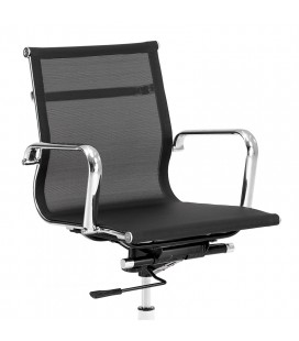 Mayer Office Chair - Black | Office Chairs | Office | Chairs | Cielo -