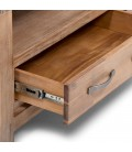 Vancouver Acacia Wood TV Stand (1.5m) -