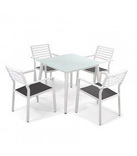 Silvio & San Benito Patio Dining Set