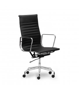 Soho High Back Office Chair - Black | Office Chairs | Office | Chairs | Cielo -
